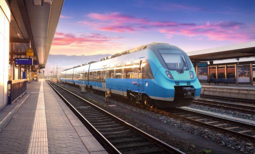 sponge rubber   passenger rail cars